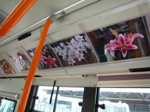花バス、木原さんの作品4