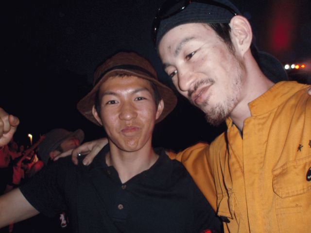 陽介&勇太@EFFECT08