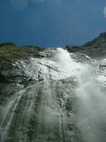 ロウアーヨセミテ滝