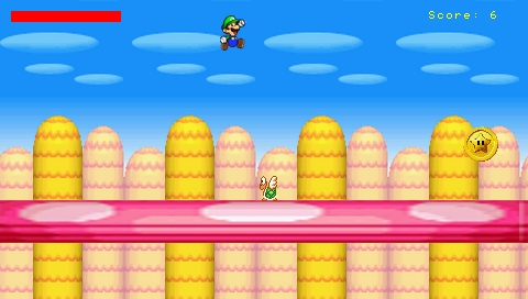 Luigi's World v3