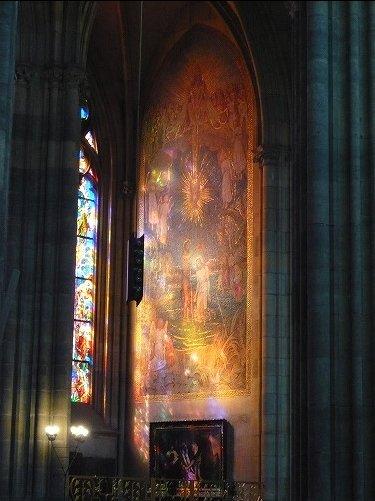 プラハ城の大聖堂