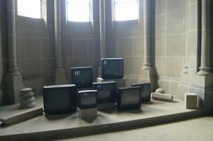 ベルン「テレビ教会?」