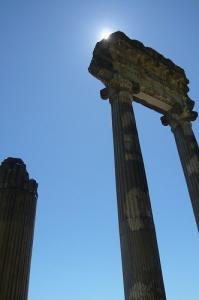 ニヨン ローマ遺跡