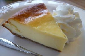 チーズケーキちゃんと撮影