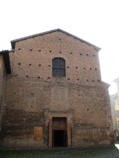 モデナの教会