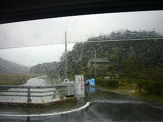 車窓から・・