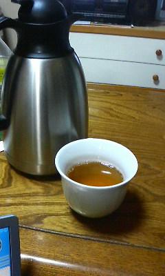 酒代わりにギムネマ茶