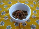 2008 05 25 トウブキ小エビの煮付け.JPG