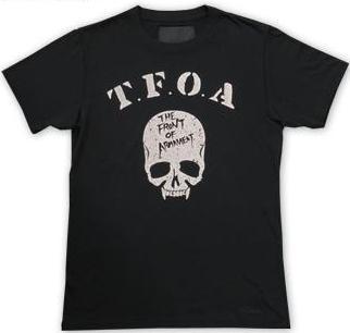 武装Tシャツ