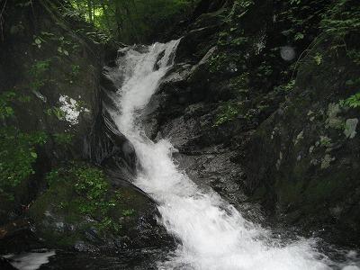 ジェット流滝