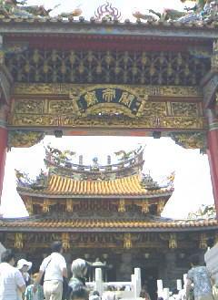 中華街関羽門