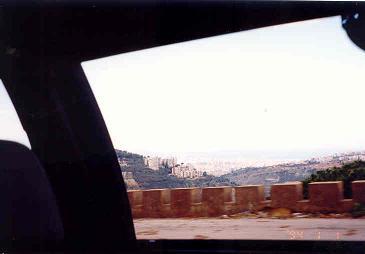 シリアからレバノンへ