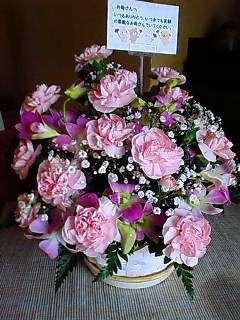 2008母の日花