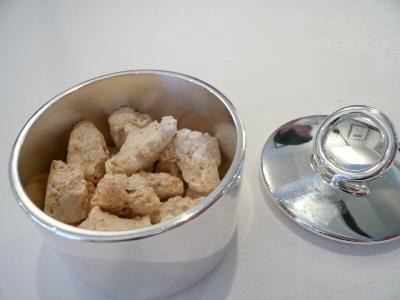 メレンゲの小菓子