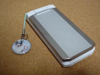 3.携帯ストラップ
