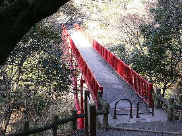 こんな橋もあります。