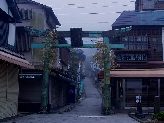 江ノ島の坂