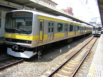 総武E231