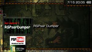 RSPsarDumper3.5 XMB