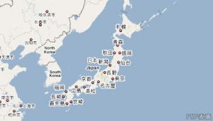 PSP-Maps v0.6 JapanMAP-gMap