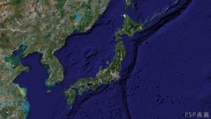PSP-Maps v0.6 JapanMAP-gSat