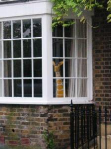 きりんの居る窓