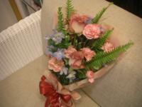 母の日花束2
