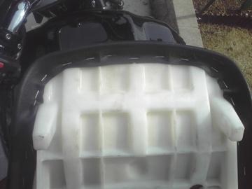 XJR1300 防水テープ交換