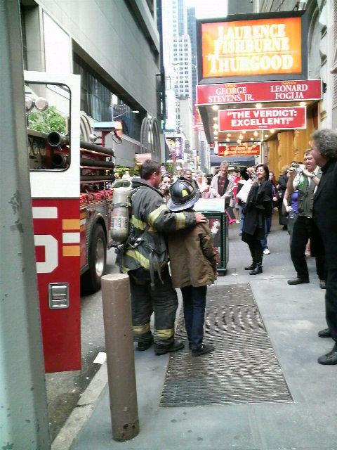 NY消防士