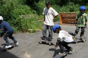 スケートボードキャンプ