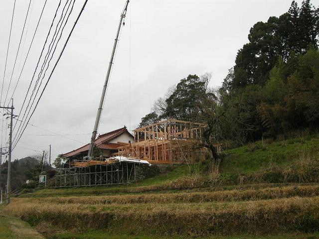 西秀寺くり新築工事0803