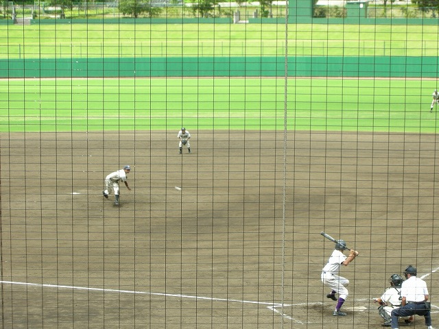 2008須佐中学校野球部最後の夏の大会