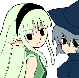リルとアルメ