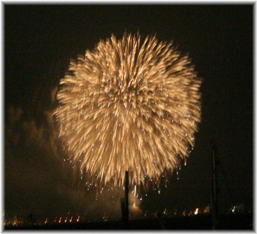 2008年 江ノ島花火4