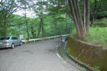 林道ゲート