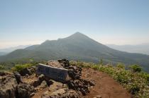 猫魔岳山頂
