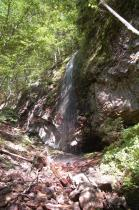カッタテの滝