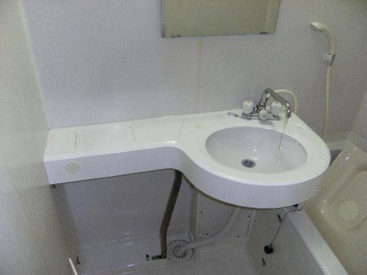 ゴミ屋敷風呂3