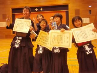 08年第4回S市剣道選手権大会 012s