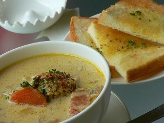 本日のスープ2