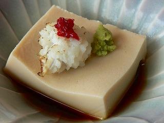 湯豆腐定食1