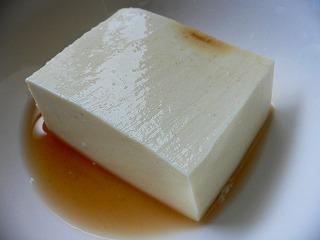 ごま豆腐2