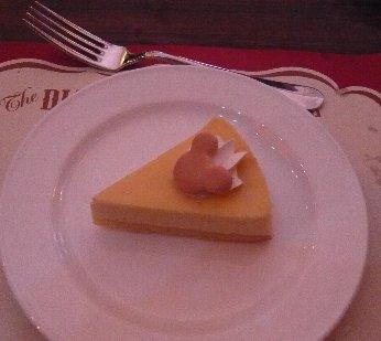 ペコスチーズケーキ