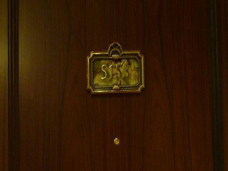 5153号室の扉
