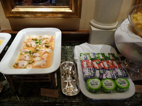 ヨーグルト・魚料理