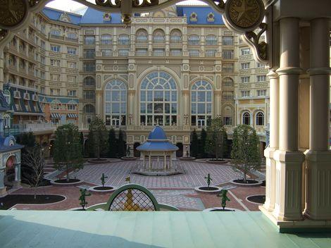 ディズニーランドホテル1