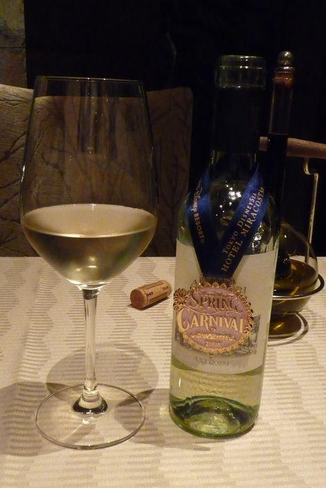 ワインとボトルワインメダル