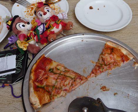 カナレット ピザ ちーでー満足