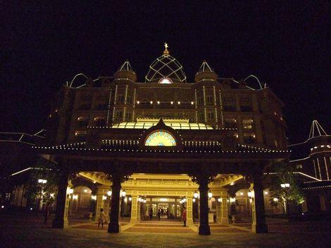 ランドホテル 夜景
