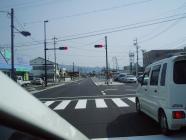 国道改良工事H200407
